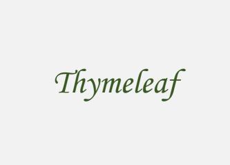 Thymeleaf 中文文档----全译版